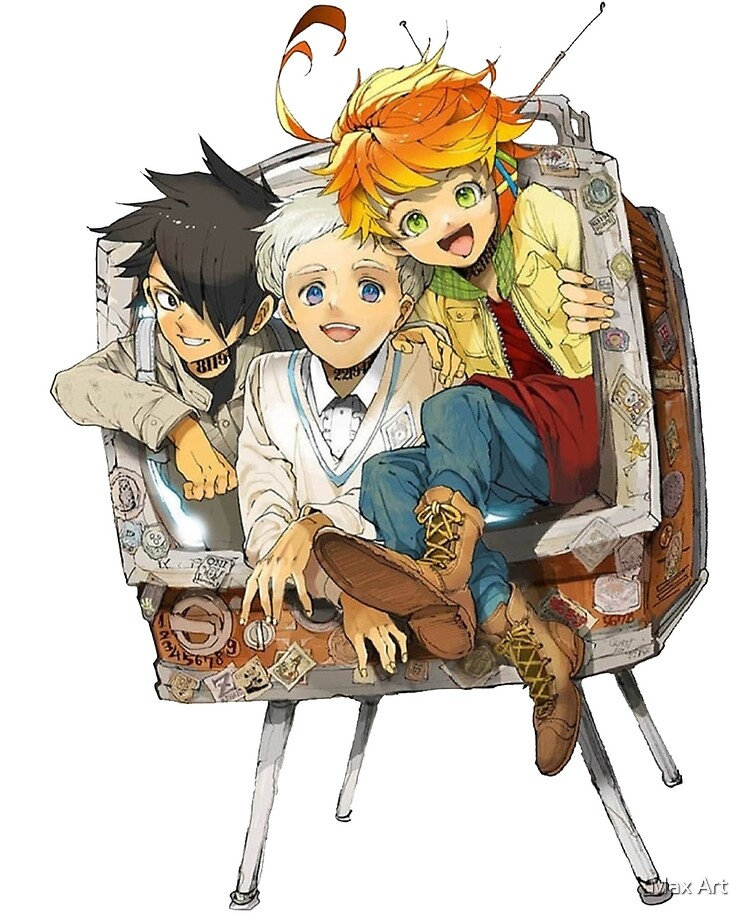 The Promised Neverland Wallpaper Ray The Best Promised Neverland