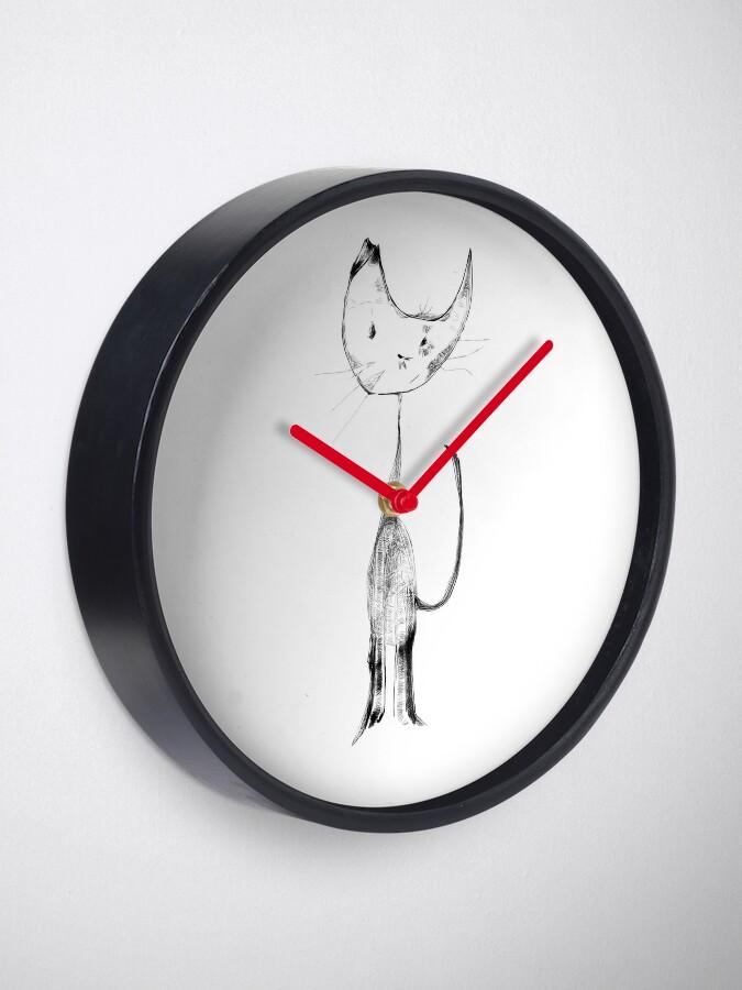 Alternate view of Yoshimitsu Clock
