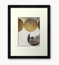 BrumGraphic #49 Framed Print