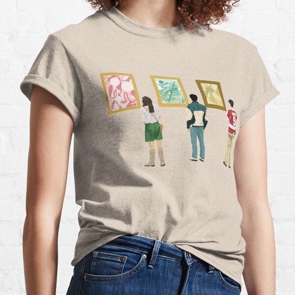 Ferris Bueller at the Art Museum Classic T-Shirt