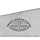 The Disston D-7 Hand Saw by toolemera