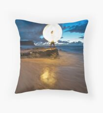 New Sun Rising I Throw Pillow