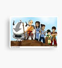 Avatar: The Last Airbender Canvas Print