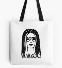 W.W.G.D. Tote Bag