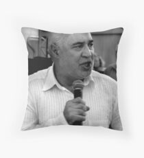 Phil Cleary Throw Pillow