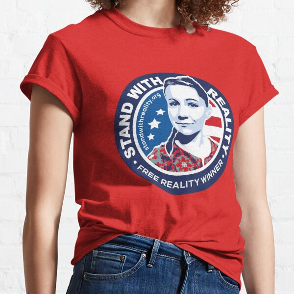 Stand With Reality Classic T-Shirt