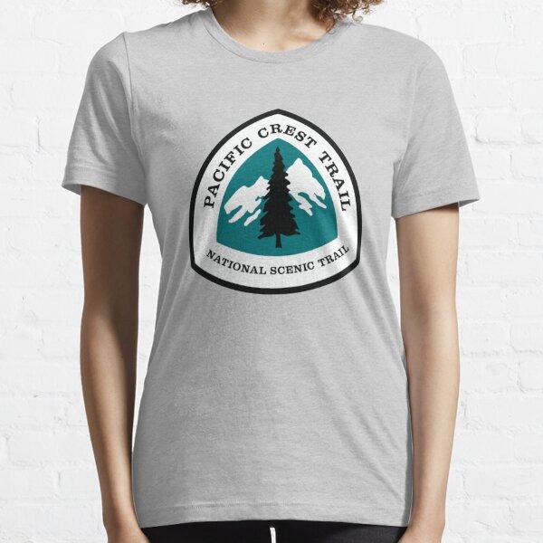 Pacific Crest Trail Logo Shirt, Stickers, Etc Essential T-Shirt