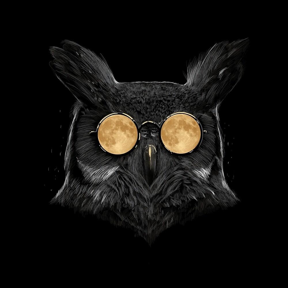 Moonglasses II by Madkobra