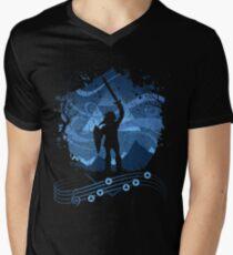 Song of Storms Men's V-Neck T-Shirt