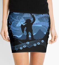 Song of Storms Mini Skirt