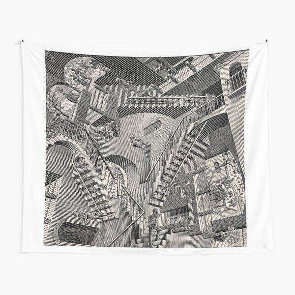 MC Escher  Tapestry