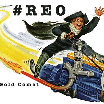 Reo Gold Comet. What An Engine!  by taspaul