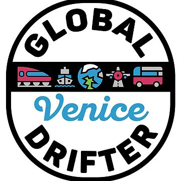 Venice Italy Global Drifter Travel by designkitsch