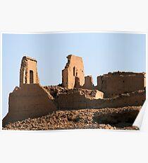 Edfu Temple 4 Poster