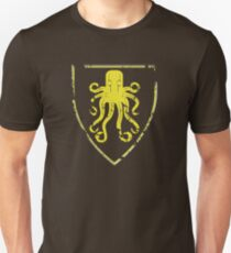 Greyjoy Classic Castle (distressed) Unisex T-Shirt