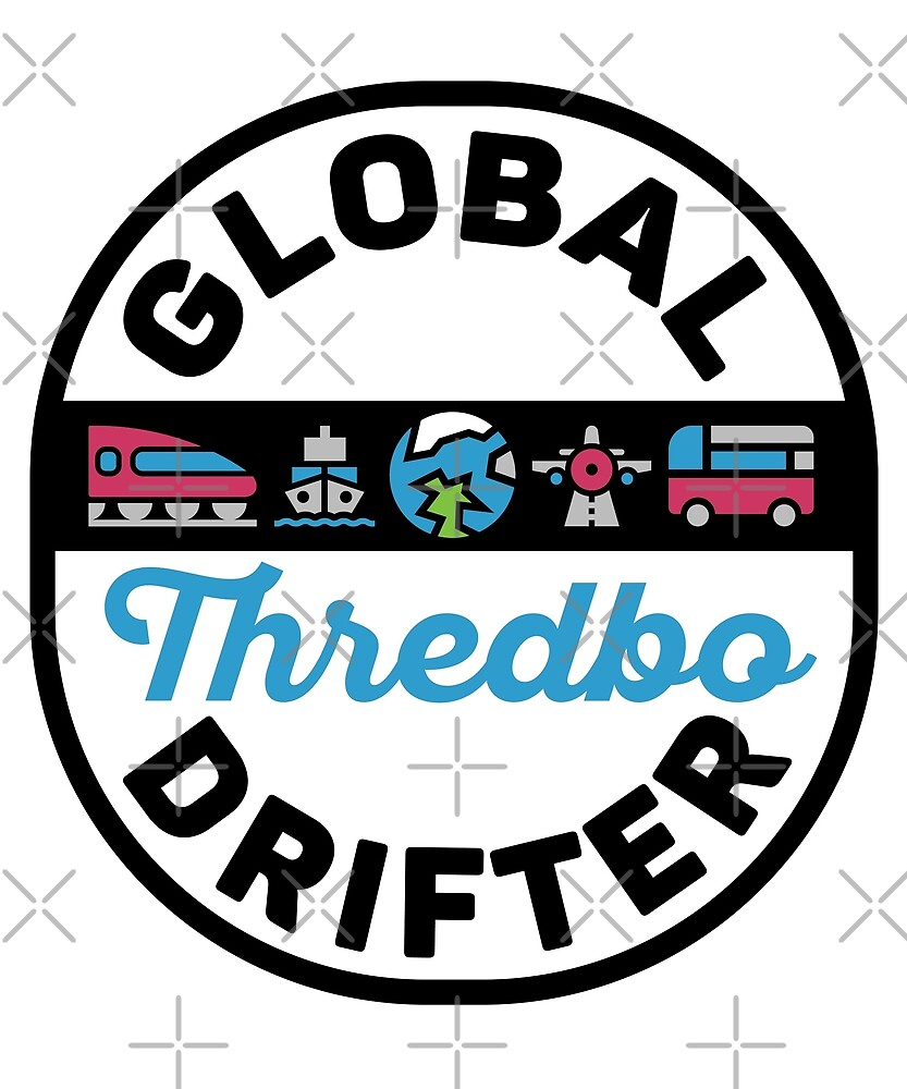 Thredbo Australia Global Drifter Travel by designkitsch