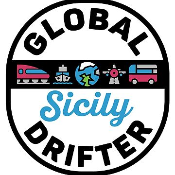 Sicily Italy Global Drifter Travel by designkitsch