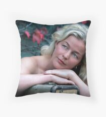 Restful Throw Pillow