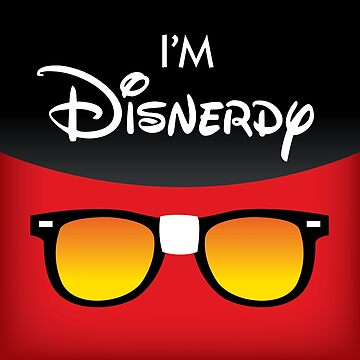 I'm Disnerdy by disnerdy