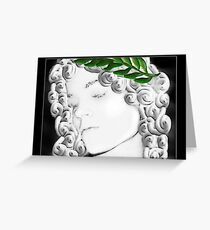 Grecian Greeting Card