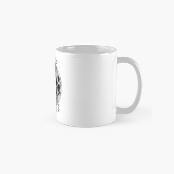 fly me to the moon  Classic Mug