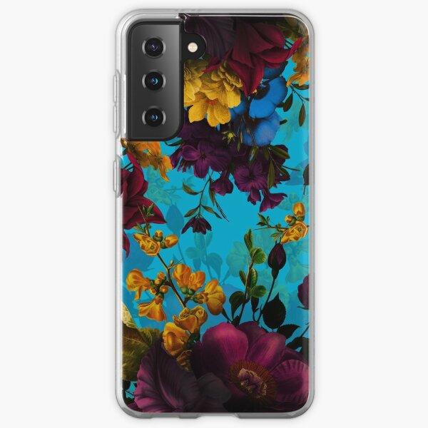 Moody florals - Mystic Night 13 Samsung Galaxy Soft Case