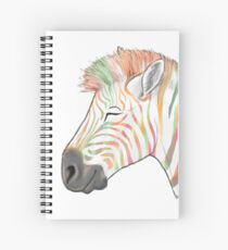 Make your own happy Spiral Notebook