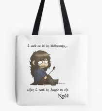 An Arrow in the Knee Tote Bag