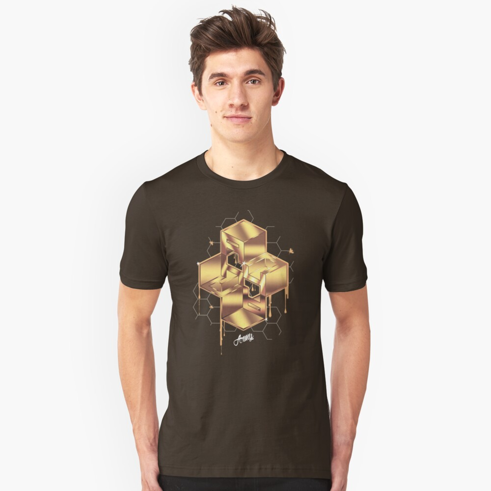 A4_Army of Beesons Unisex T-Shirt Front