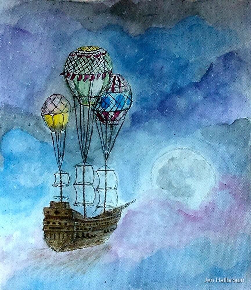 Voyage by Jen Hallbrown