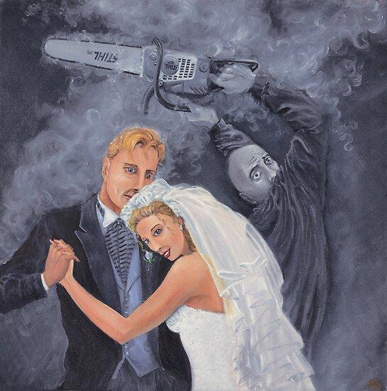 Ken and Barbie's Chainsaw Wedding Extravaganza by Ben Louria