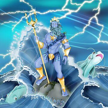 Poseidon von Swen-Marcel