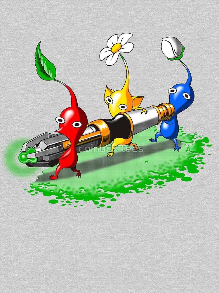 Pikmin Who | Unisex T-Shirt