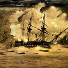 HMS Victory  by Irene  Burdell