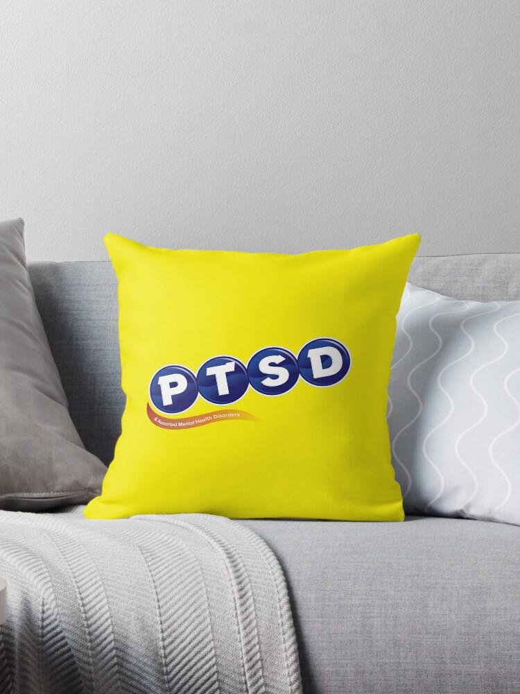 PTSD & Assorted Mental Health Disorders by NickGarcia