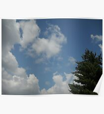 Meaningful Clouds Poster