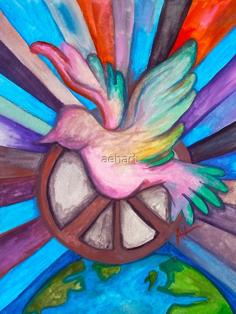 Peace by aehart