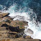 On the Rocks II by Kathie Nichols