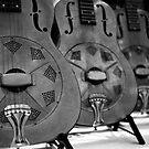 A Row of Resonators by AnalogSoulPhoto
