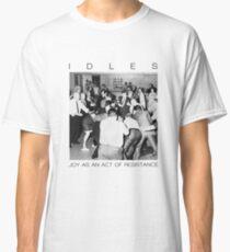 IDLES - Freude als Widerstandsakt Classic T-Shirt