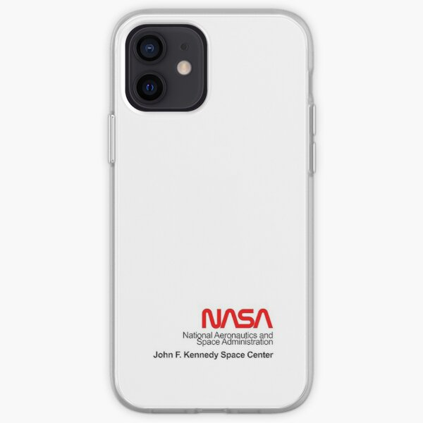 NASA x Vans (Space White) Coque souple iPhone