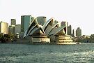 Sydney Opera House  by Audrey Clarke