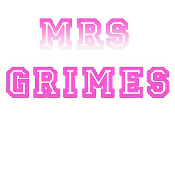 Mrs Grimes by fandomobsessed