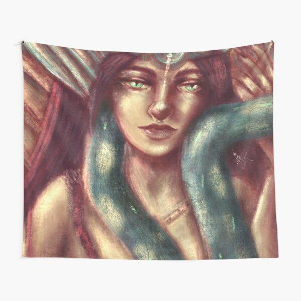 Snake Queen Tapestry
