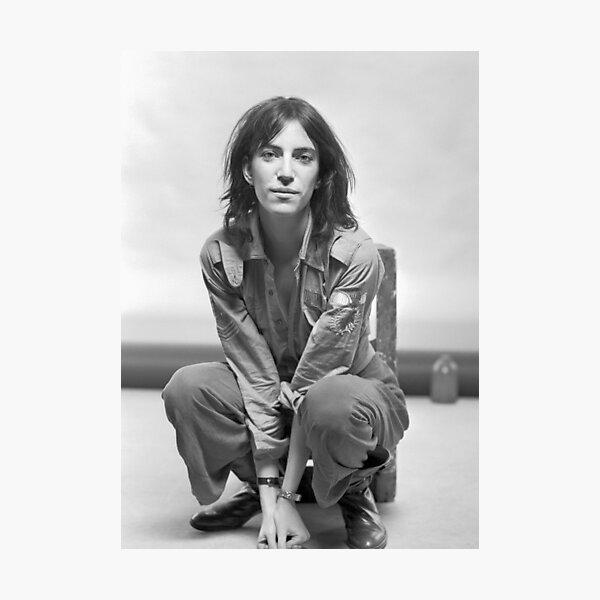 Patti Smith Impression photo