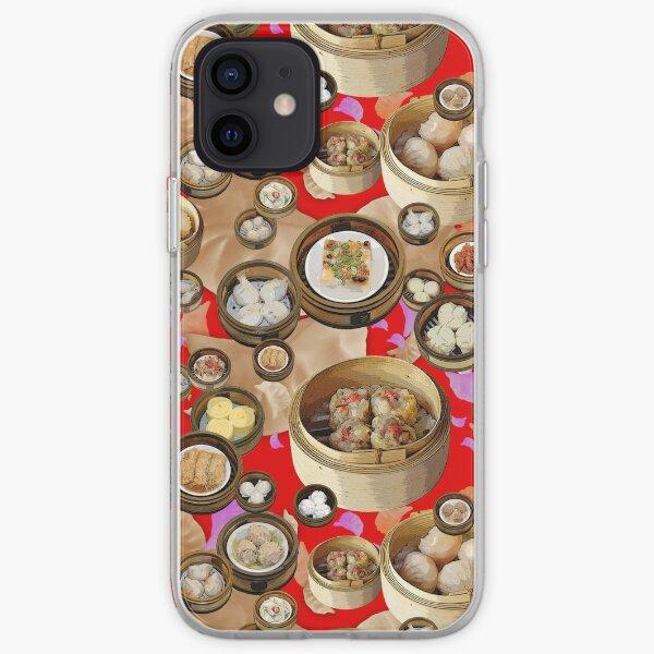 Dim Sum a Go Go iPhone Soft Case