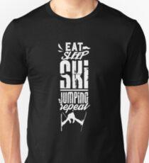 skispringer Unisex T-Shirt
