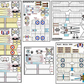 Wargamer ; 3D WW1 Prototypes no2 by Radwulf