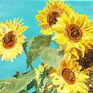 Sunflowers  by Jennifer Ingram