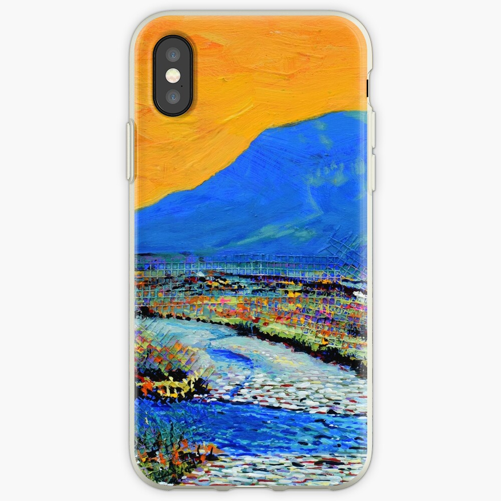 Ford at Muckish (County Donegal, Ireland) iPhone Cases & Covers